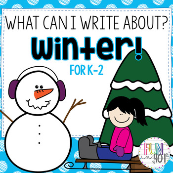 What Can I Write About? Winter Themed!