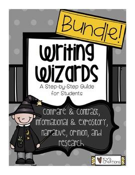 Writing Wizards: Bundle