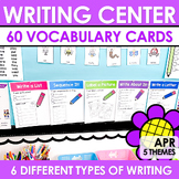 Writing Work for April