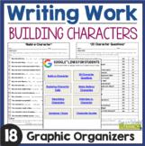 Writing Work: Character Traits