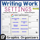 Writing Work: Settings