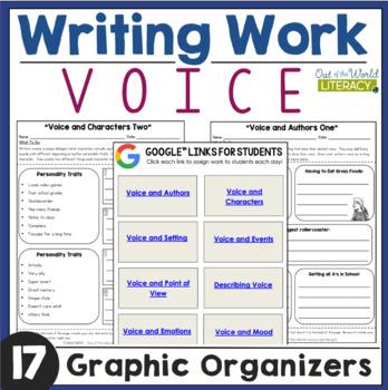 Writing Work: Voice