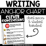Conclusion Writing Anchor Chart