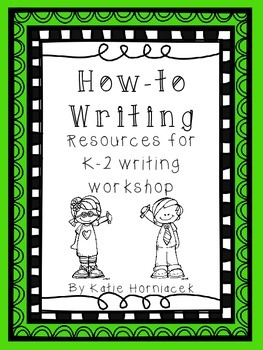 Writing Workshop: How To Writing Resources