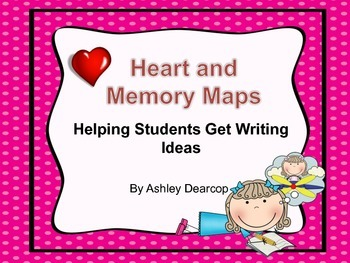 Writing Workshop:  Brainstorming Lessons, Idea Hearts, & M