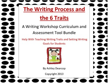 Writing Workshop:  Teaching the Writing Process and 6 Trai