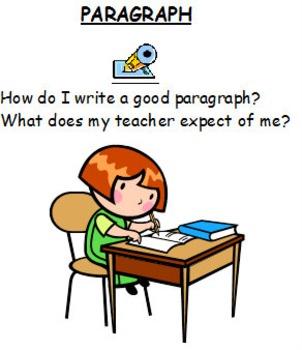 Writing a Good Paragraph