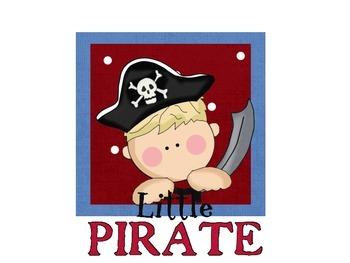 Writing a Pirate Story FREEBIE