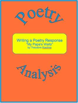 "Writing a Poetry Response: ""My Papa's Waltz"" by Theodore Roethke"