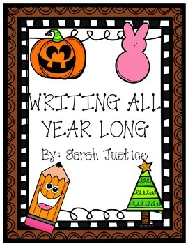 Writing all year long ( Writer's Workshop)