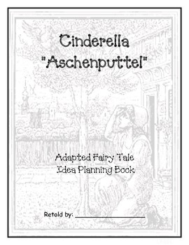 Writing an Adapted Version of Original Grimm Cinderella As