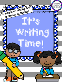 Writing and Grammar Grade 1