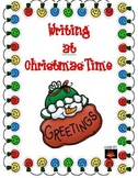 Writing at Christmas Time