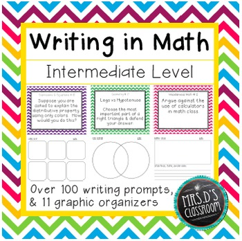 Writing in Math: Intermediate Level