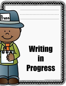 """Writing in Progress"" for individual students"