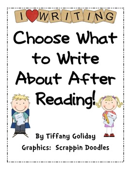 Writing in Response to Reading