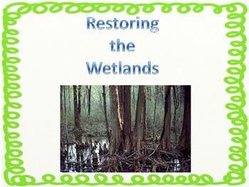 Writing in Social Studies: Restoring the Wetlands