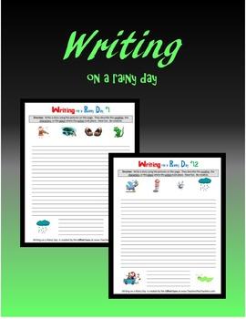 Writing on a Rainy Day