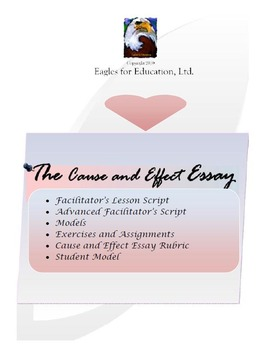 Teaching the Cause and Effect Essay