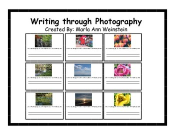 Writing through Photography