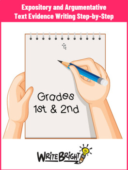 Gr 1-2 Writing to Sources Student Pack Common Core Explana