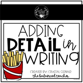 Writing with Detail