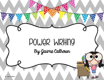 Writing with Power (Power Writing)