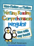 Writing/Reading Comprehension {All about PENGUINS} Researc