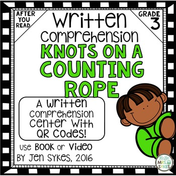 Written Comprehension - Knots on a Counting Rope mClass TR