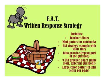 Written Response Strategy