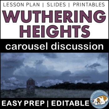 Wuthering Heights Pre-reading Carousel Discussion
