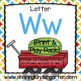 Letter Ww {Print & Play Pack)