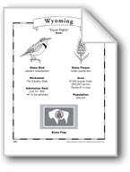Wyoming (Map & Facts)