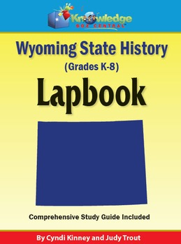 Wyoming State History Lapbook