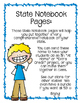 Wyoming State Notebook / US State History / Geography