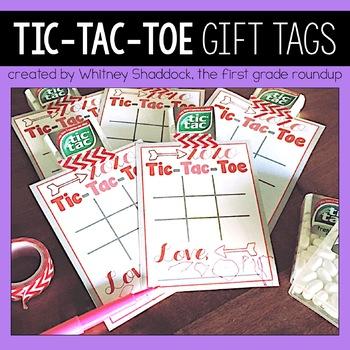 Valentine Cards, Tic-Tac-Toe