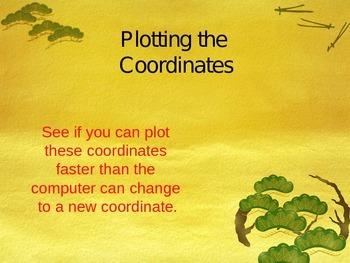 XY Coordinates Game 11