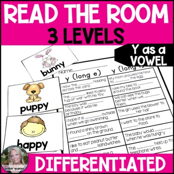 Y as (long i and long e) Differentiated Read the Room