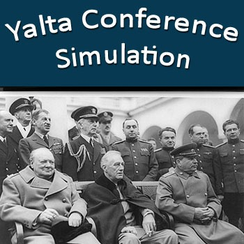 Yalta Conference Simulation of Summit Diplomacy