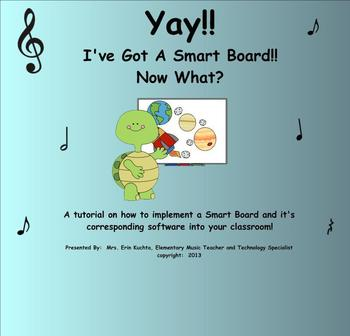 Yay!! I've Got A Smart Board!! Now What??? - A Detailed Tu