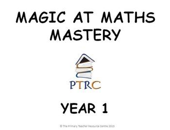 Year 1 Magic at Maths - Mastery pack