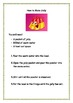 Year 2/3 Literacy Unit: The Five Senses - Procedure and Poetry