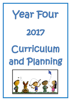 Year 4 Curriculum and Planning 2017 - QLD Catholic Schools