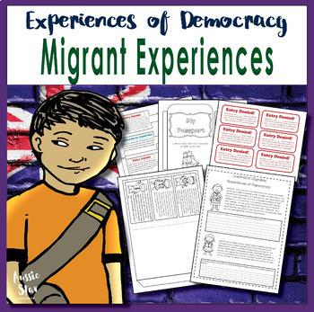 HASS Year 6 Australian History - Migrant Experiences of Democracy