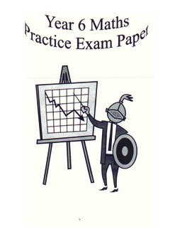 Year 6 Key stage 2 full exam paper