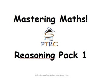 Year 6 SATs Reasoning Pack 1 - Mastering Maths
