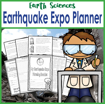 Year 6 Science - Earth Sciences - Earthquake Expo Project
