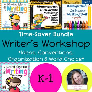 Writing Writer's Workshop: All Year Long Growing Bundle {C