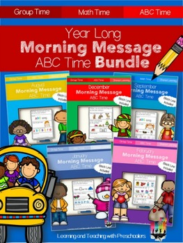 Year Long Morning Message ABC Time