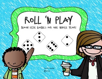 Year Long Roll 'n Play Dice Games